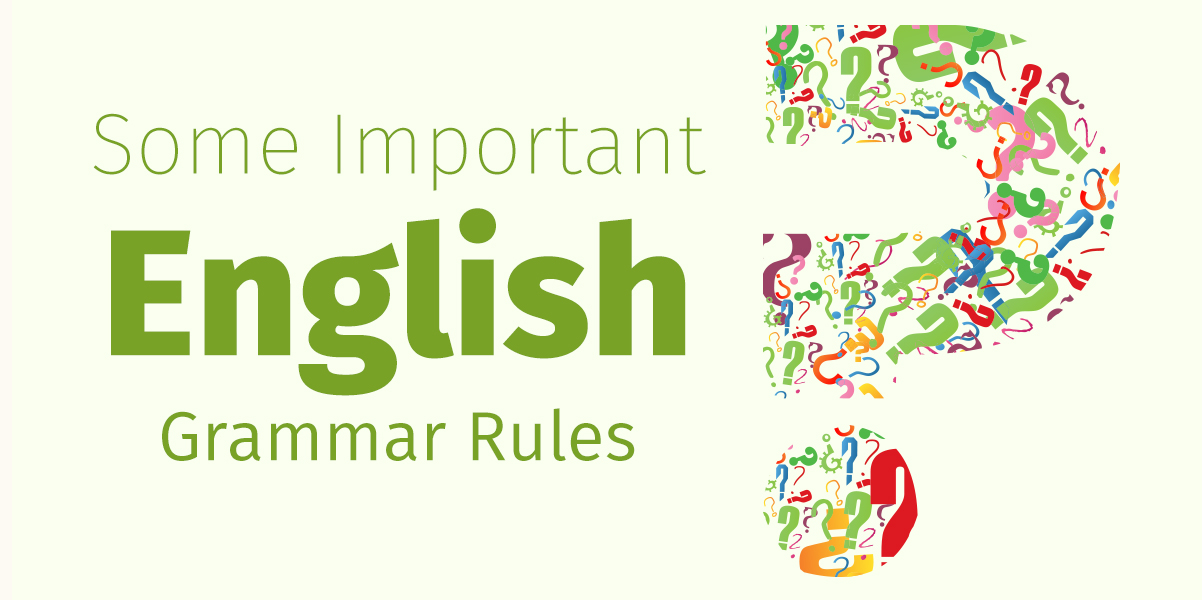 english grammar rules