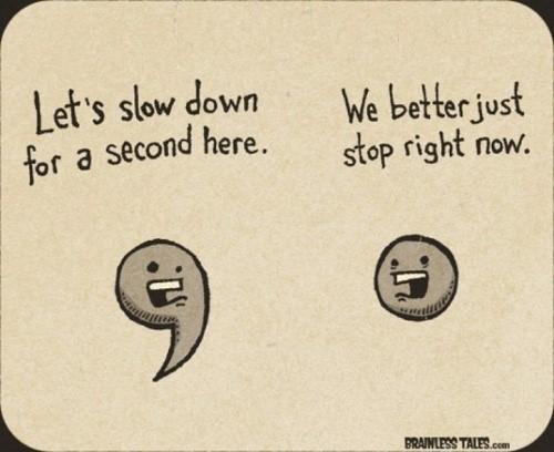 punctuation mark meme