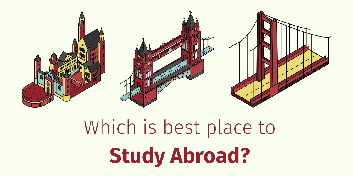 Germany vs USA vs UK: Which is the best place to study abroad?
