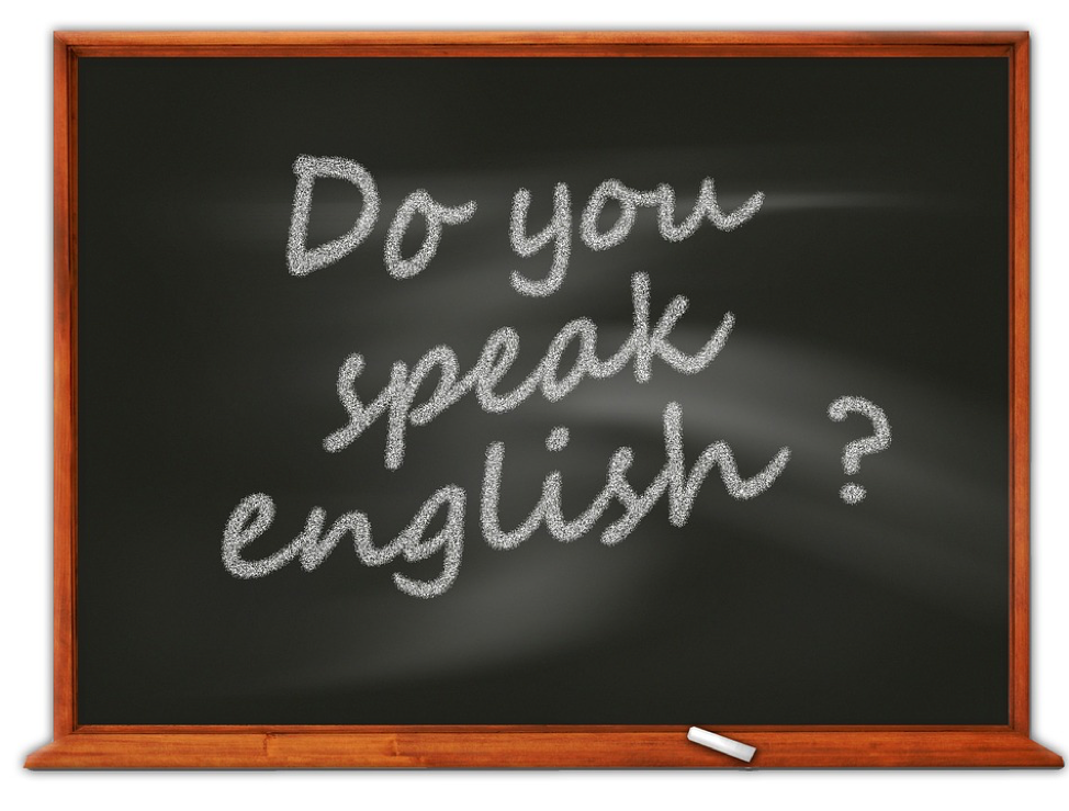 speaking english in germany